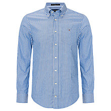Buy Gant N.Y. Bowery Pinpoint Long Sleeve Shirt Online at johnlewis.com