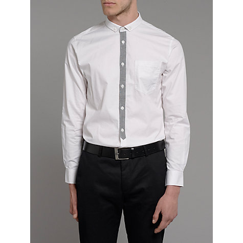 Buy Merc Agron Long Sleeve Shirt Online at johnlewis.com
