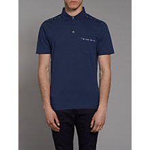 Buy Merc Outlaw Short Sleeve Polo Shirt Online at johnlewis.com