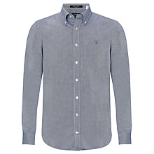 Buy Gant The Campus Oxford Long Sleeve Shirt Online at johnlewis.com