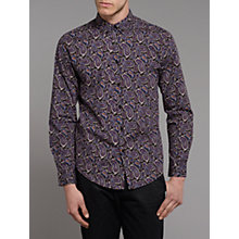 Buy Merc Elkins Paisely Shirt, Multi Online at johnlewis.com
