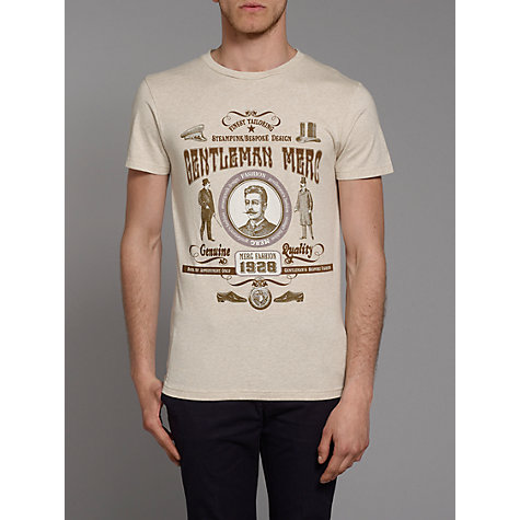 Buy Merc Maddox Short Sleeve T-Shirt Online at johnlewis.com