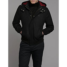 Buy Merc Baron Hooded Jacket Online at johnlewis.com
