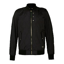 Buy Diesel Wieter Bomber Jacket Online at johnlewis.com