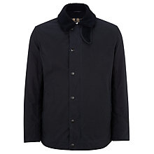 Buy Barbour Steve McQueen™ Collection Hurricane Jacket, Navy Online at johnlewis.com
