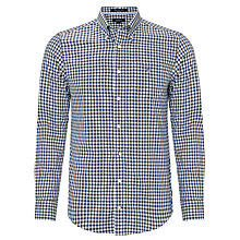 Buy Gant Upper East Checked Twill Shirt Online at johnlewis.com
