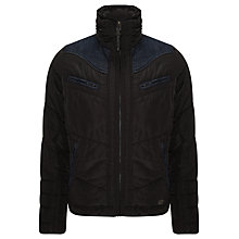 Buy Diesel Wenno Foldaway Hood Padded Jacket Online at johnlewis.com