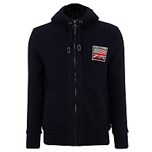 Buy Barbour Steve McQueen™ Collection Ashburn Full Zip Jumper Online at johnlewis.com