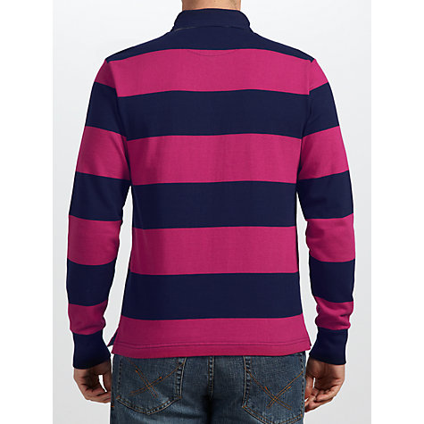 Buy Gant Barstripe Rugby Shirt Online at johnlewis.com