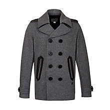 Buy Diesel Wede Duffle Jacket Online at johnlewis.com