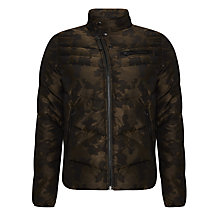 Buy Diesel Whansel Jacket, Khaki Online at johnlewis.com