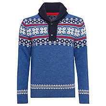 Buy Tommy Hilfiger Kyle Knit, Blue Online at johnlewis.com