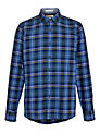 Tommy Hilfiger Baker Check Shirt, Blue/Black