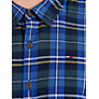 Buy Tommy Hilfiger Baker Check Shirt, Blue/Black Online at johnlewis.com