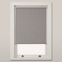 Buy House by John Lewis Textured Roller Blind Online at johnlewis.com
