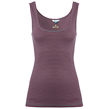 Buy White Stuff Betty Boo Stripe, Old Red Wine Online at johnlewis.com