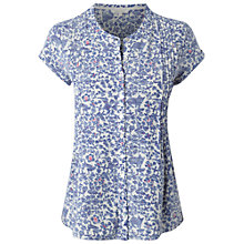 Buy White Stuff Day To Day Shirt, Komono Purple Online at johnlewis.com