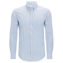 Buy Gant Yale Oxford Banker Stripe Shirt Online at johnlewis.com