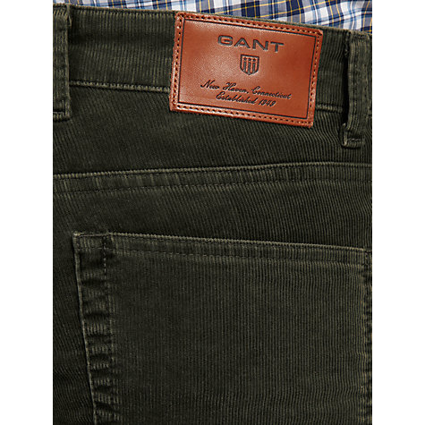 Buy Gant Corduroy Chinos Online at johnlewis.com