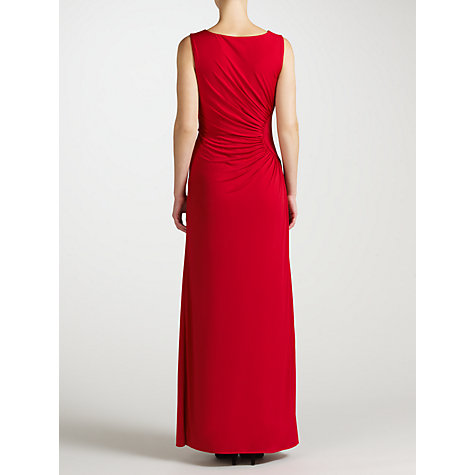Buy John Lewis Half Moon Jersey Maxi Dress Online at johnlewis.com