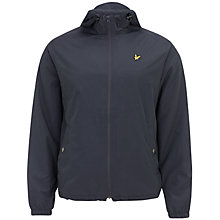 Buy Lyle & Scott Shell Hood Jacket Online at johnlewis.com