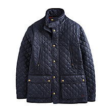 Buy Joules Foxton Quilted Jacket Online at johnlewis.com
