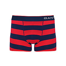 Buy Gant Rugby Stripe Trunks Online at johnlewis.com