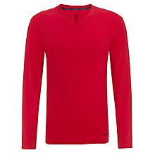 Buy Calvin Klein Long Sleeve T-Shirt Online at johnlewis.com