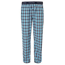 Buy Calvin Klein Woven Traditional Stripe Pyjama Pants Online at johnlewis.com