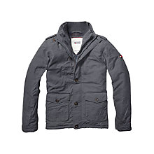 Buy Hilfiger Denim Nixon Outdoor Jacket, Navy Online at johnlewis.com