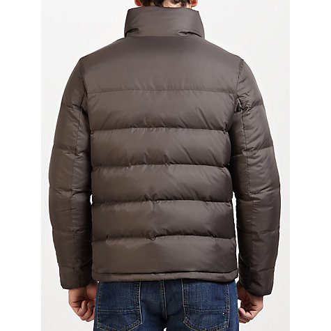 Buy Tommy Hilfiger Hudson Down Jacket, Black Online at johnlewis.com