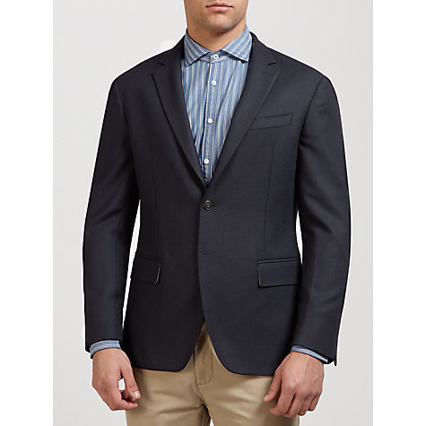 Buy Tommy Hilfiger Cotton Flannel Jacket Online at johnlewis.com