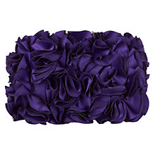 Buy Coast Charlie Clutch Bag, Purple Online at johnlewis.com