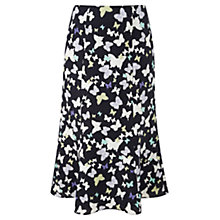 Buy CC Butterfly Linen Skirt, Multi Online at johnlewis.com
