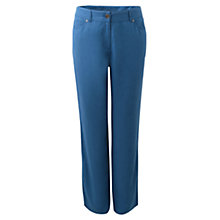 Buy East Linen Trousers Online at johnlewis.com