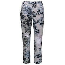 Buy Kaliko Floral Printed Trousers, Multi Online at johnlewis.com