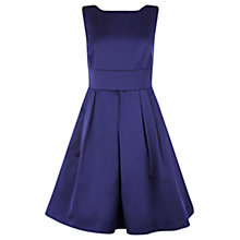 Buy Coast Iona Dress, French Navy Online at johnlewis.com