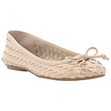 Buy Dune Minky Ballerina Shoe Online at johnlewis.com