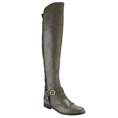 Buy Somerset by Alice Temperley Williton Knee Boots Online at johnlewis.com