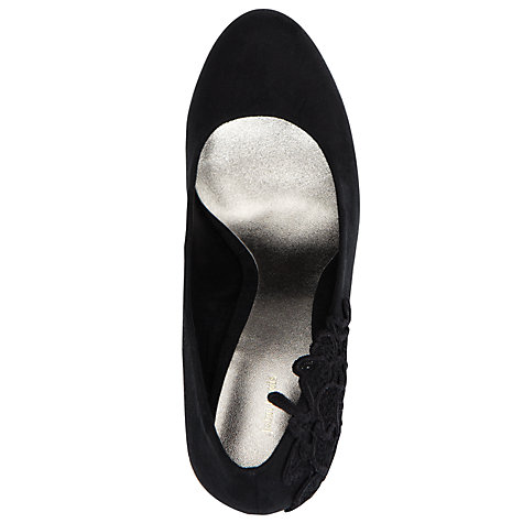 Buy John Lewis Occasion Blakes Lace Court Shoes Online at johnlewis.com