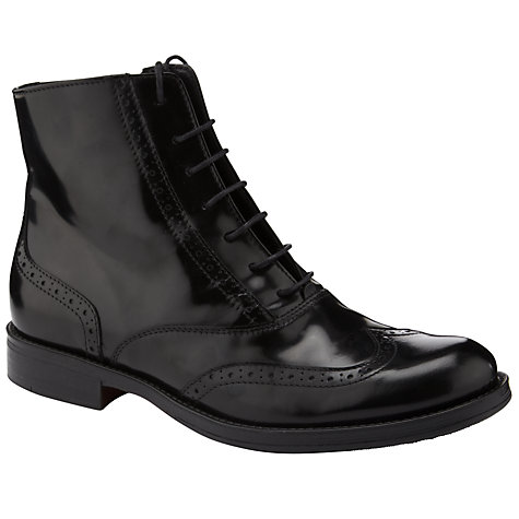 Buy Somerset by Alice Temperley Portbury Ankle Boots, Black Online at johnlewis.com