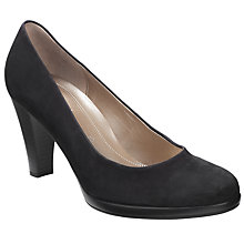 Buy Gabor Soria Court Shoes, Black Online at johnlewis.com
