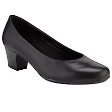 Buy John Lewis Designed for Comfort Robin Wide Court Shoes Online at johnlewis.com