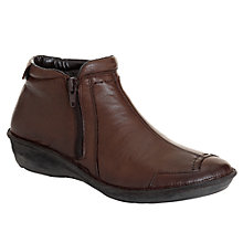 Buy John Lewis Designed for Comfort Canary Ankle Boots Online at johnlewis.com