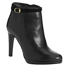 Buy Somerset by Alice Temperley Dulverton Shoe Boots, Black Online at johnlewis.com