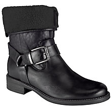 Buy Somerset by Alice Temperley Porlock Ankle Boots, Black Online at johnlewis.com