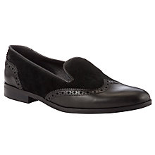 Buy Somerset by Alice Temperley Rimpton Brogue Shoes Online at johnlewis.com