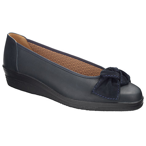 Buy Gabor Lesley Pump, Ocean Blue Online at johnlewis.com