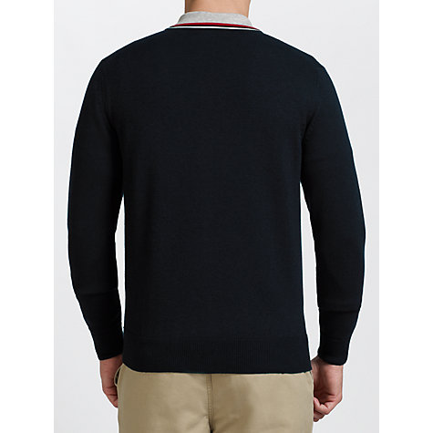 Buy Fred Perry Classic Crew Neck Jumper Online at johnlewis.com