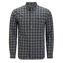 Buy Fred Perry Campbell Tartan Shirt Online at johnlewis.com